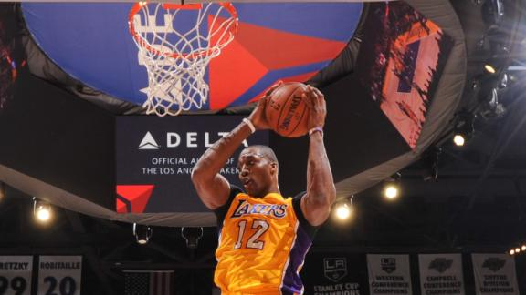 Video - Lakers Prevail Despite Kobe's Poor Showing