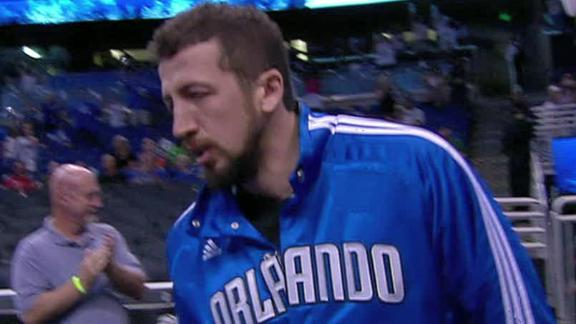 Magic's Turkoglu suspended 20 for positive test