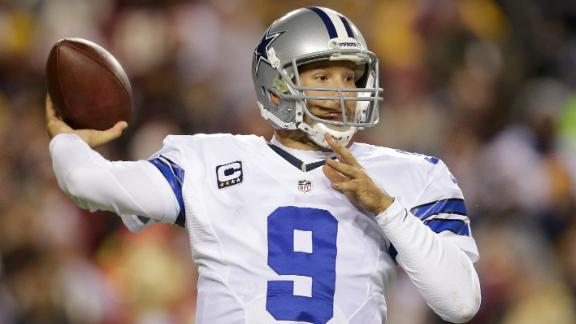 Video - Cowboys Want Romo Extension