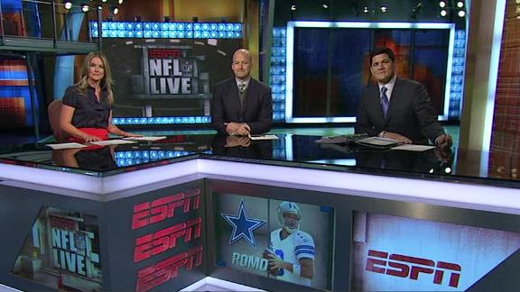 Video - NFL Live OT: Should Cowboys Extend Romo's Contract?