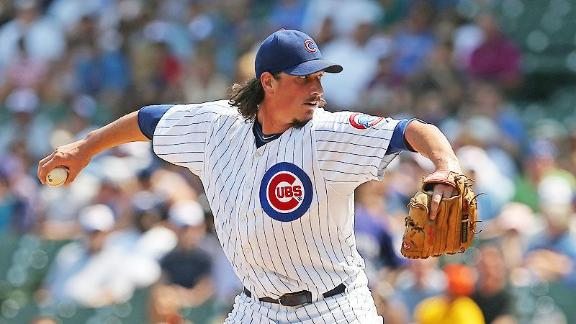 Video - Samardzija Feeling Good
