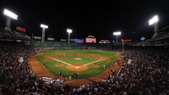 Red Sox's record 820-game sellout run ends