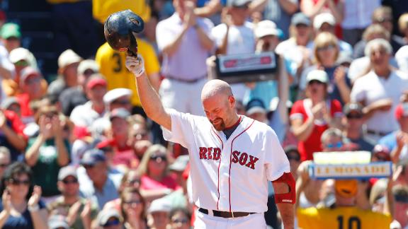 Video - Youkilis: 'I'll Always Be A Red Sock'