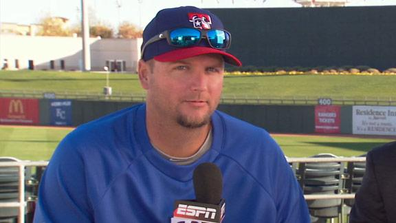Video - New Catcher In Town