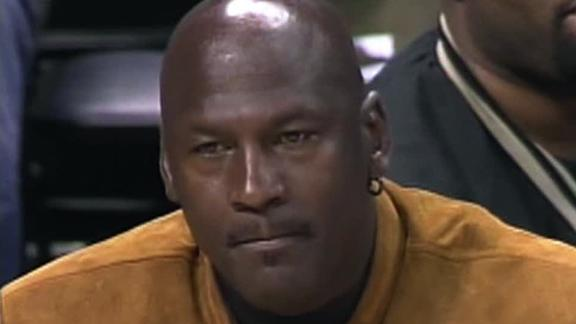Video - Behind The Scenes With Michael Jordan