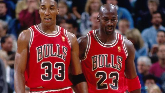 Video - Jordan And Pippen: Greatest Duo?