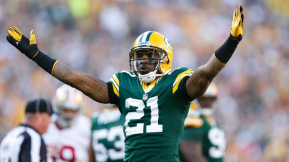 Video - NFL32OT: Packers And Woodson Part Ways
