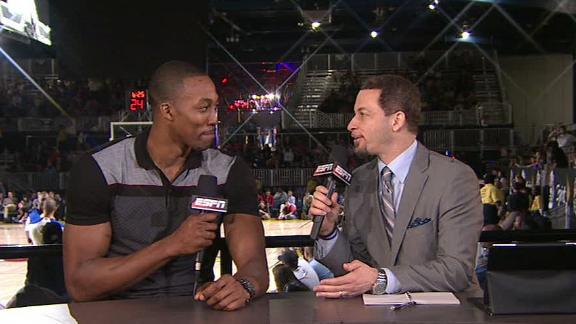 Video - Dwight: 'Not On Same Page'