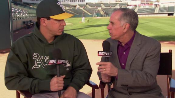 Video - Oakland's Young Staff Gaining Experience