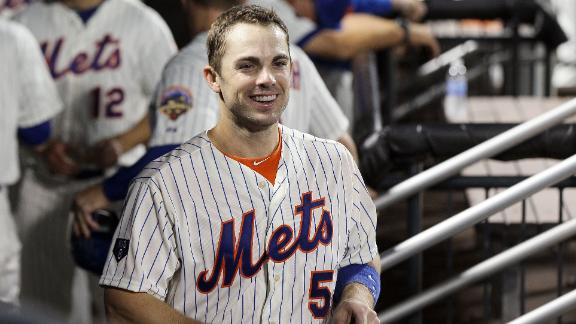 Video - David Wright Ready To Get To Work