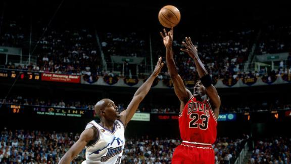 Video - Michael Jordan's Five Greatest Moments