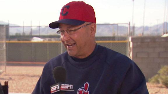 Video - Francona Happy To Be Back