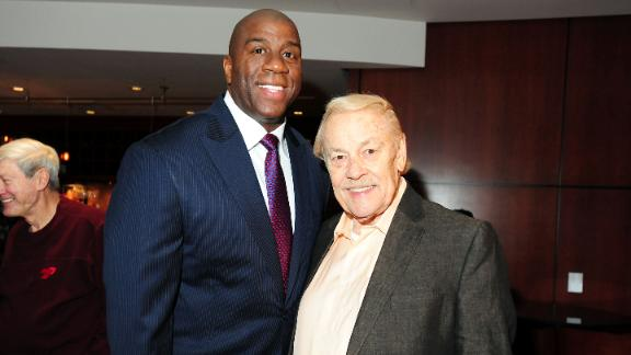 Video - Magic Remembers Jerry Buss