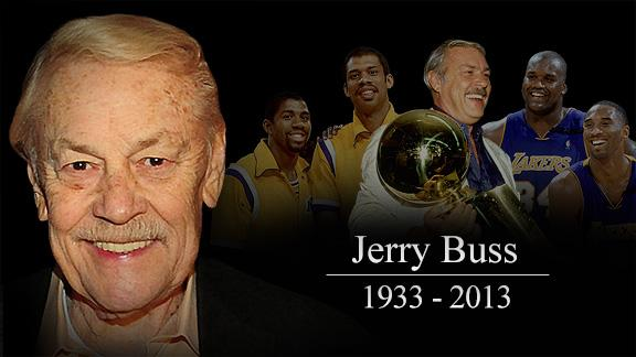 Video - Remembering Jerry Buss