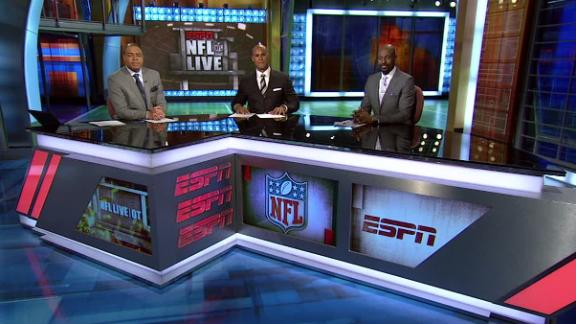 Video - NFL Live OT: Best Fit For Freeney, Woodson