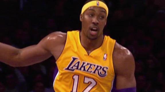 Video - Will Lakers Trade Howard?