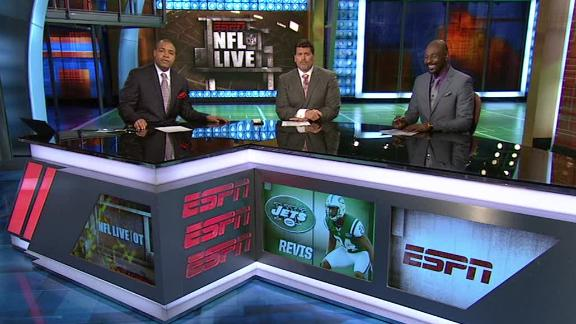 Video - NFL Live OT: What To Do With Revis