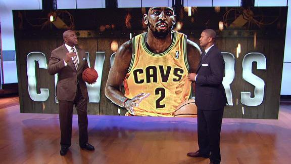 Video - Irving Taking NBA By Storm