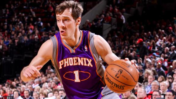 Video - Suns Hand Blazers Their Sixth Straight Loss