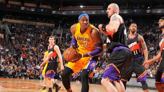 Video - Have Lakers Misused Dwight Howard?
