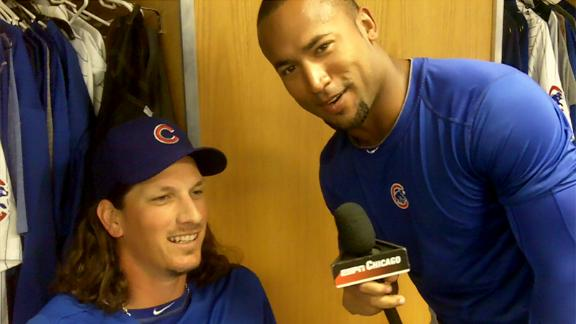 Video - Cubs Talk Arizona Snow Storm