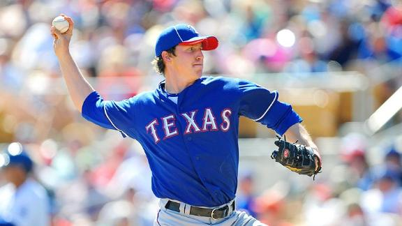 Video - Rangers' Spring Training with Tanner Scheppers