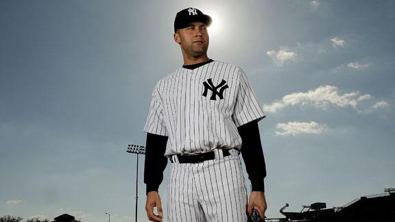 Yankees GM pegs March 10 for full Jeter return