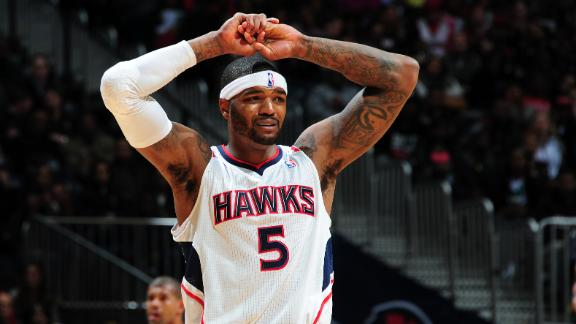 Video - Josh Smith Not Traded