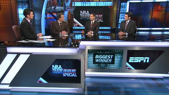Video - NBA Trade Deadline Winners, Losers