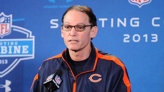 Video - Trestman, Emery Speak At The Combine