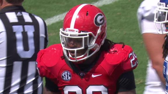 Source: UGA's Jones won't work out at combine