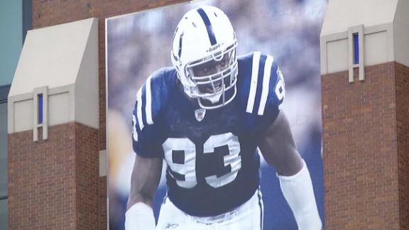 Video - Dwight Freeney's NFL Future