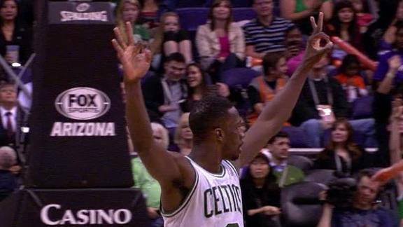 Video - Green Leads Celtics Past Suns, 113-88