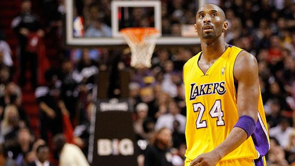 Video - Kobe Predicts Lakers Will Make Playoffs