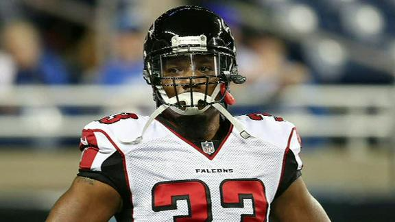 Sources: Falcons likely to release RB Turner