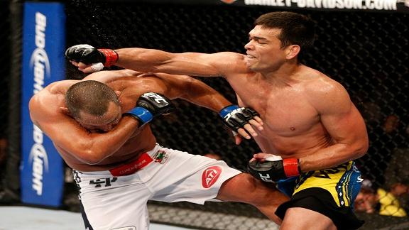 UFC 157: Machida on Defeating Dan Henderson