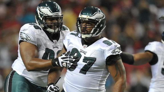 Eagles cut DTs Jenkins, Patterson