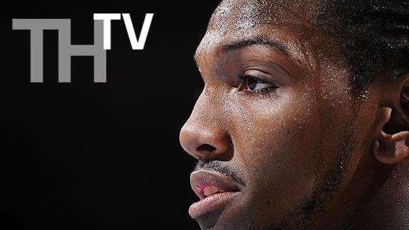 Video - TrueHoop TV: Faried