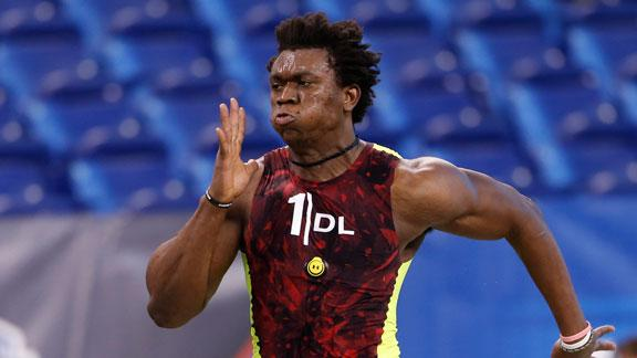 2013 NFL combine -- Plenty learned at event done right