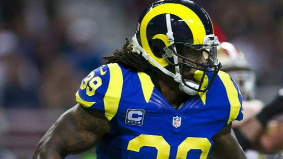 Video - Steven Jackson Done In St. Louis?