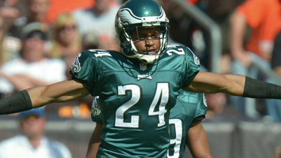 Video - Asomugha Didn't Eat With Team