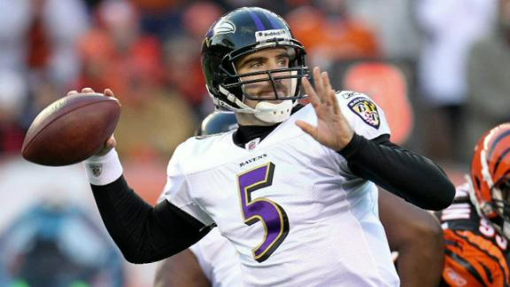 Agent: Brady pact won't affect Flacco talks