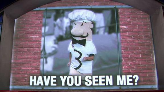 Video - Brewers' Italian Sausage Went Missing