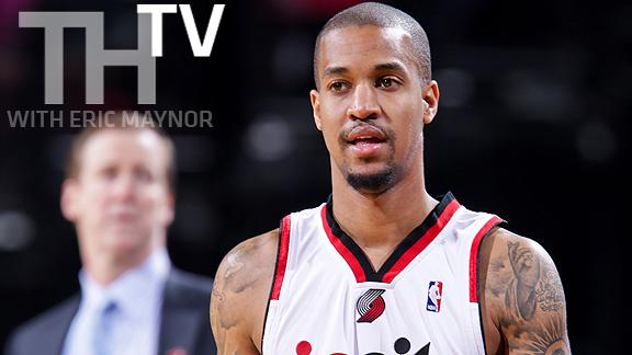 Video - Eric Maynor's New Team