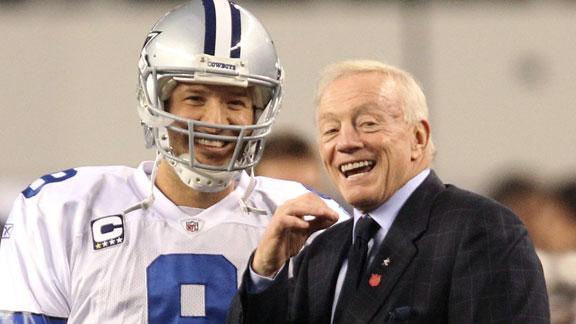 Video - Dallas Hot Button: The Jerry Jones Question