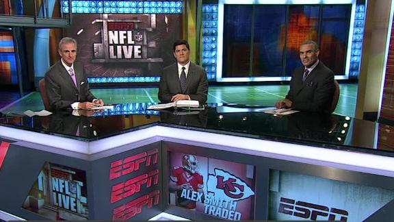 Video - NFL Live OT: Good Move For Both Teams