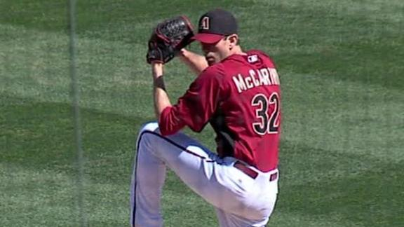 Video - Brandon McCarthy Makes Return To The Mound
