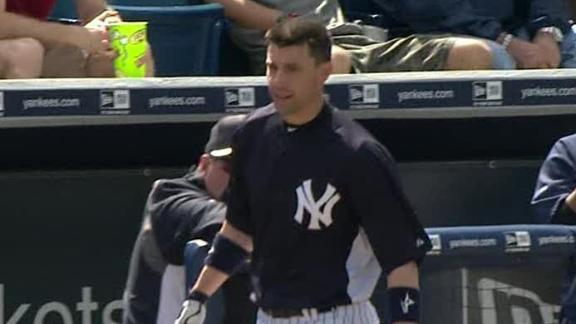 Video - Chris Stewart Ejected In Spring Training Game