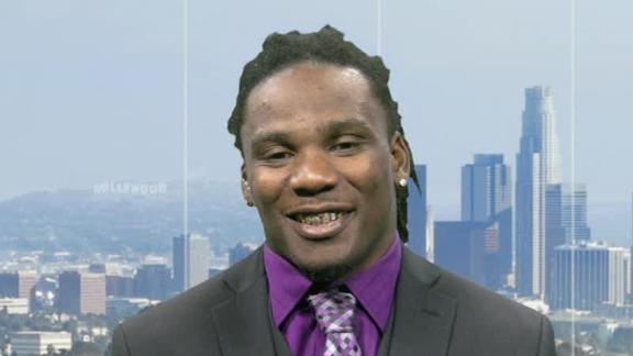 Chris Johnson aiming for Adrian Peterson