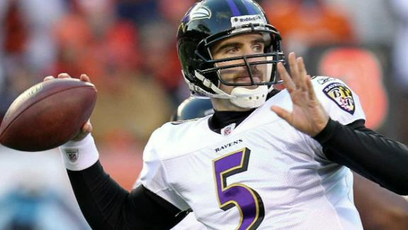 Schefter: Flacco to make history again